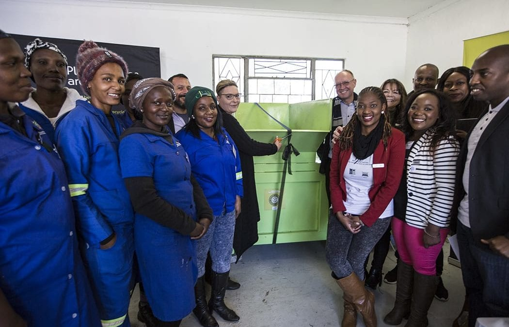 PET industry lends support to recycling SMMEs