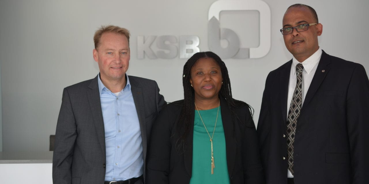 KSB announces B-BBEE breakthrough in SA
