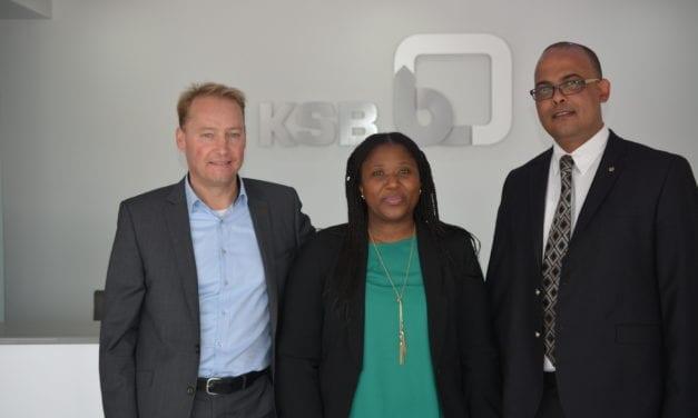 KSB announces B-BBEE breakthrough in SA