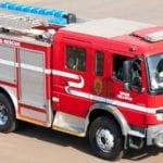 Has Emfuleni Municipality's basic fleet been repossessed?
