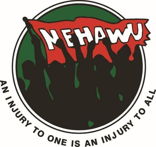 DWS committed to implementing Nehawu agreement
