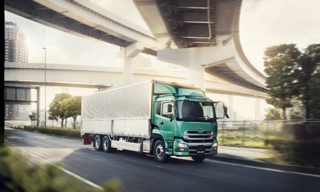 Commercial vehicle sales show slight increase