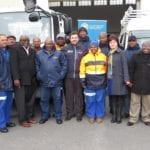 Specialised vehicles keep Cape maintenance on track