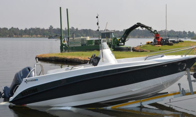 New speed boat to breathe life into City's water bodies