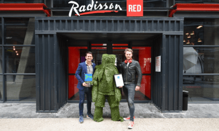 Radisson RED goes green