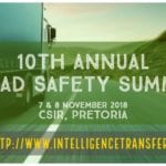 Let's talk about road safety