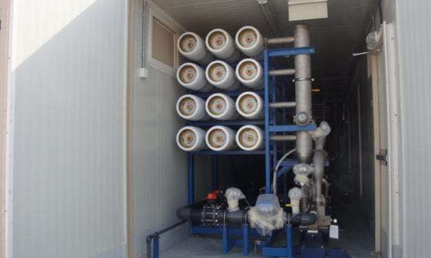 Mastering portable desalination