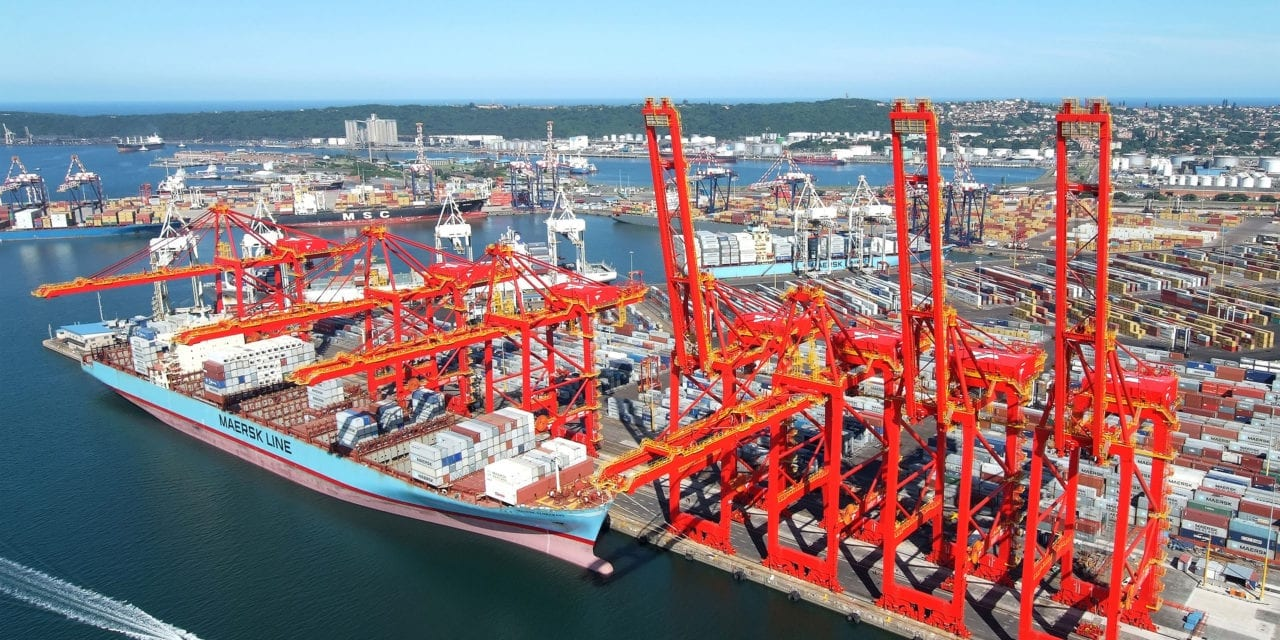 Transnet's DCT Berth Deepening Project set to start soon