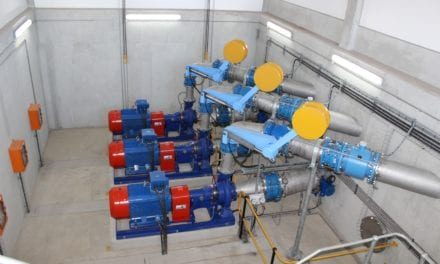 Drakenstein Municipality uses water pumps to generate electricity