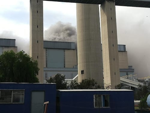Eskom evacuates staff after explosion at Lethabo Power Station