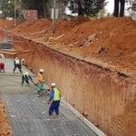 Turffontein storm water upgrade nears completion
