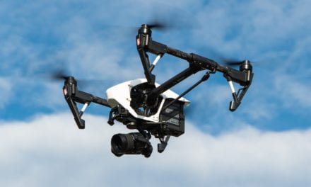 Drone technology to tackle corruption in construction