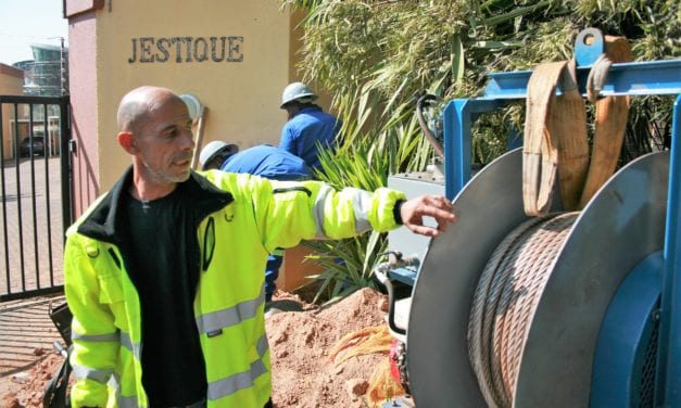 Fixing Joburg's aging sewage infrastructure fast