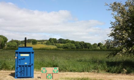 Your one-stop recycling equipment provider