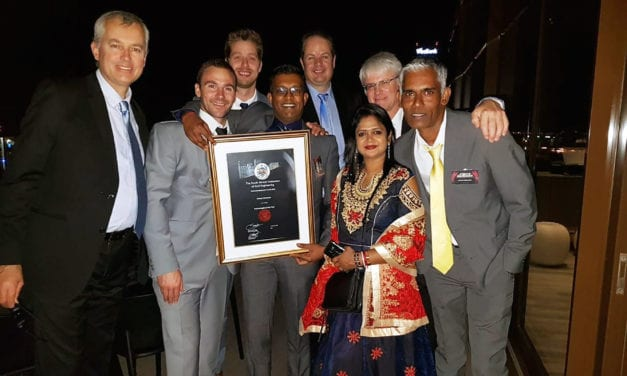 SMEC professional scoops Technologist of the Year Award