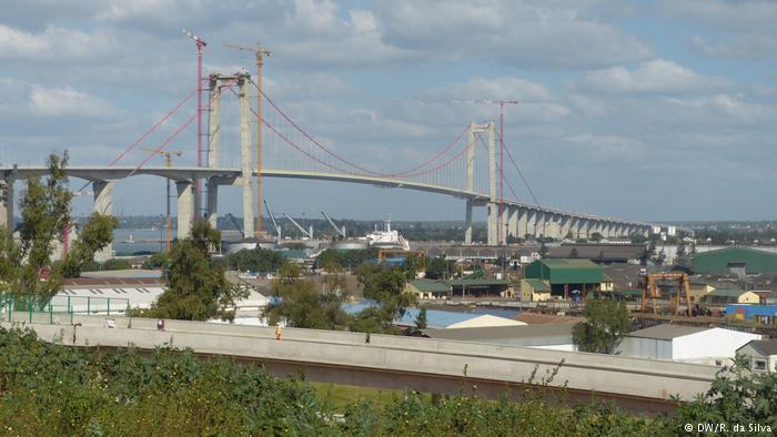 Africa's longest suspension bridge officially opened