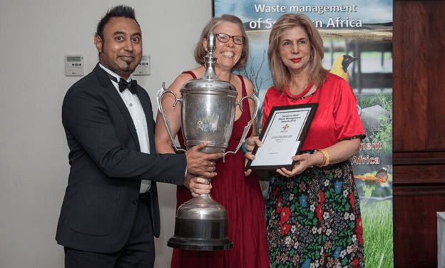 KZN organisations recognised for wise waste management