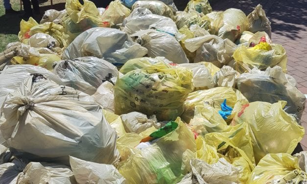 Soweto stands up to keep waste out of the environment
