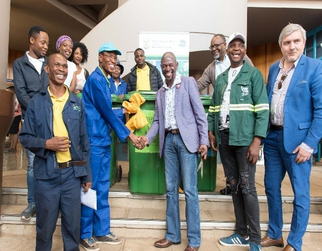 Tshwane gets waste wise through green campus initiative