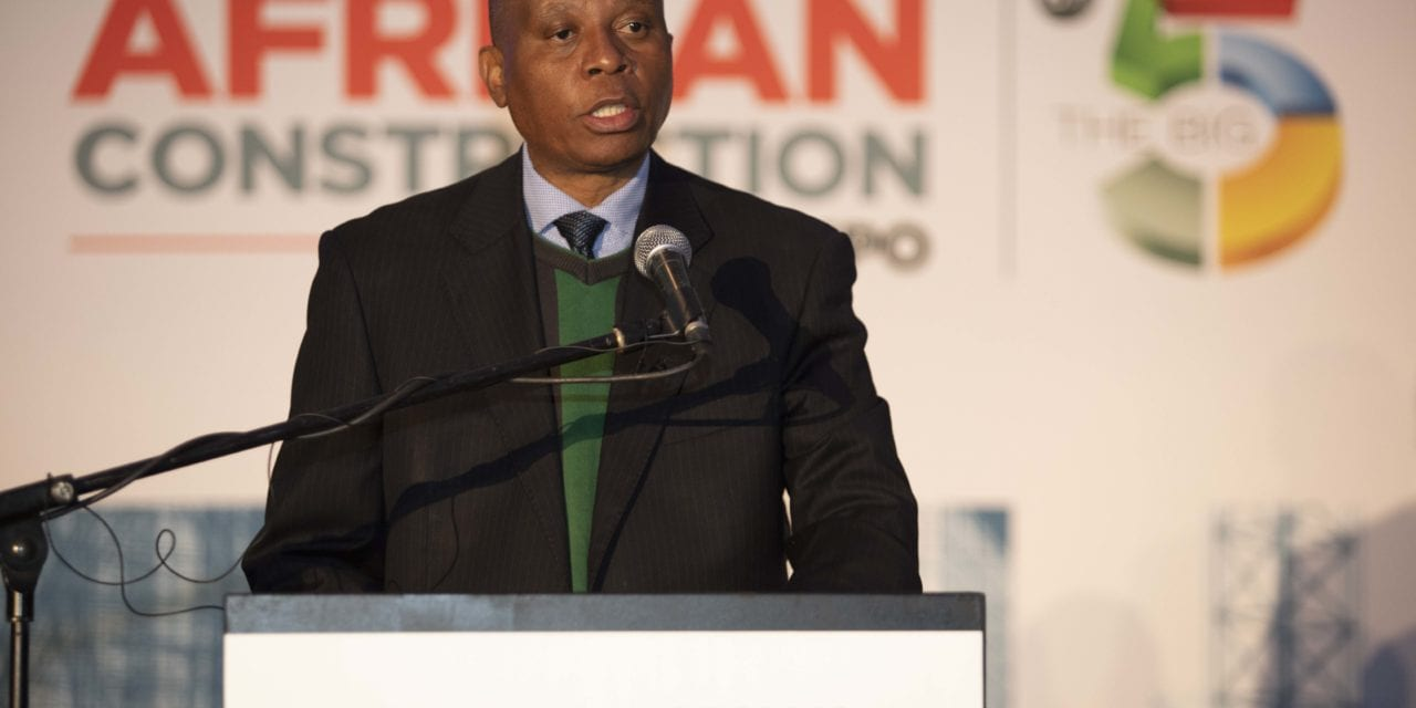 Joburg mayor calls on construction companies to transform inner city
