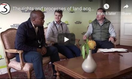 The rights and processes of land acquisition