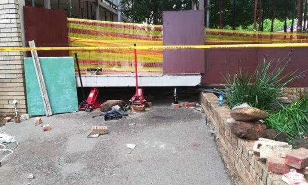 Structural collapse kills three pupils at Vanderbijlpark high school