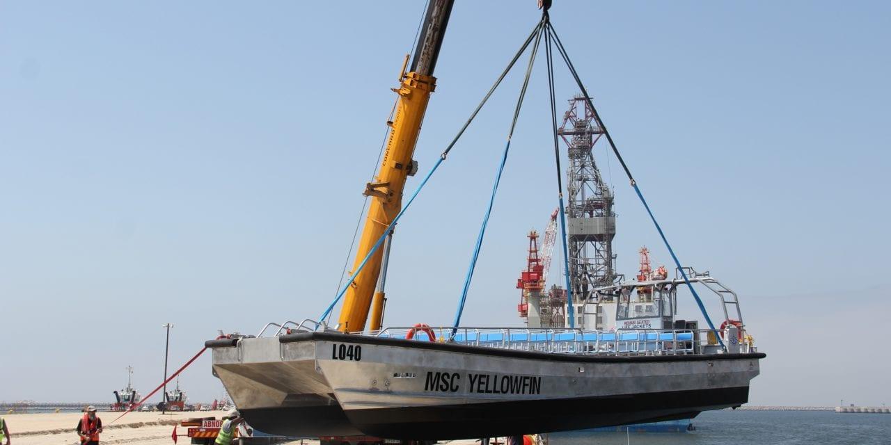 Port of Ngqura unlocks big boat building opportunities