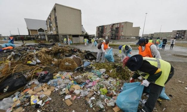 Cape Town launches city-wide clean-up campaign