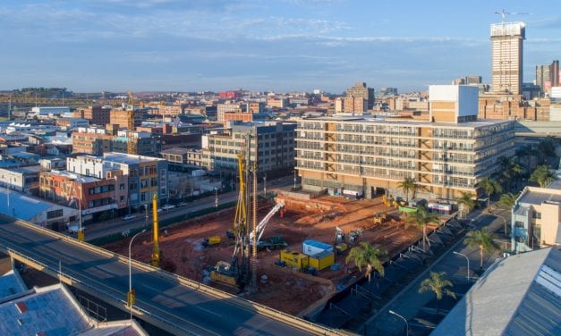 Johannesburg's Jewel City redevelopment forges ahead