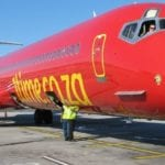 Low-cost carriers are losing height
