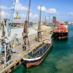 Slow and steady at Dar es Salaam port