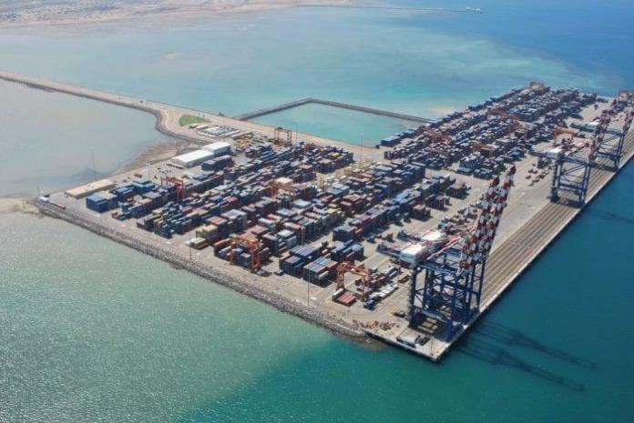 Djibouti opens $590m Doraleh mega port