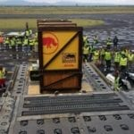 DHL takes international logistics by the horn