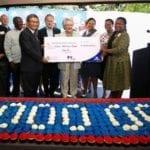 R4 million to Nelson Mandela Children's Hospital