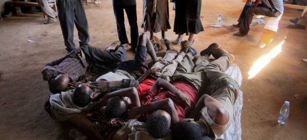 Nineteen Ethiopians suffocate in Zambia truck