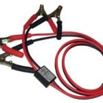 Autokraft booster cables with LED indicator available from Autozone