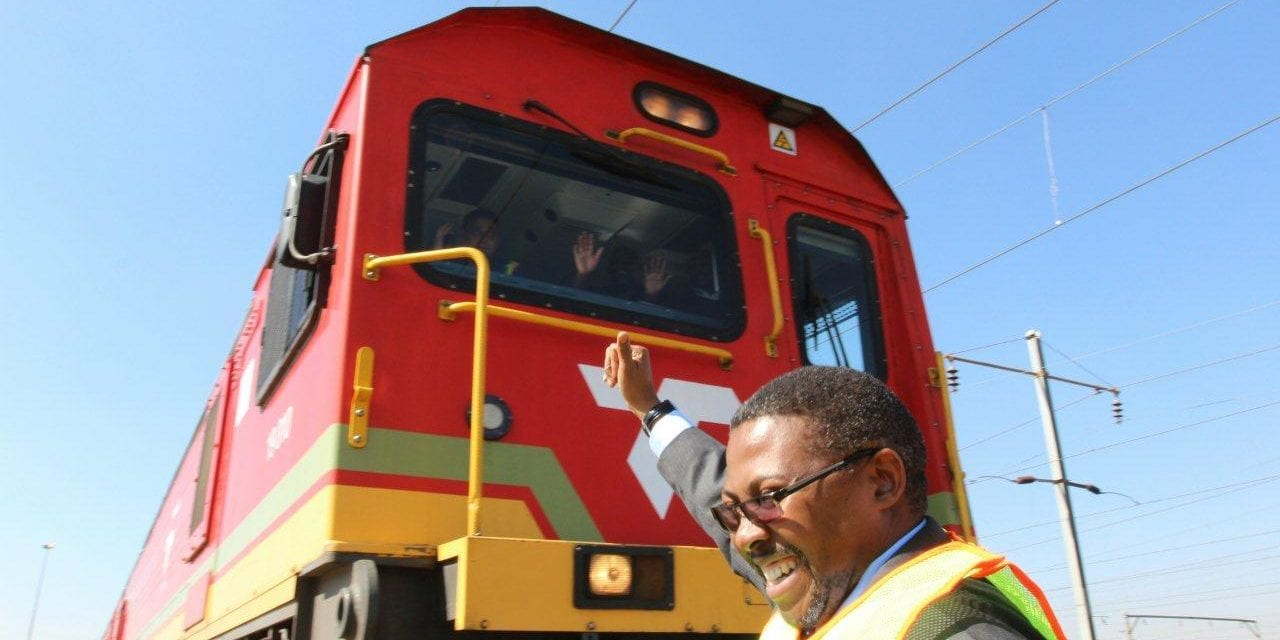 Transnet steams into rest of Africa