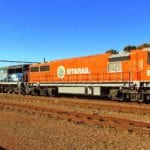 Diesel motive power for Sitarail