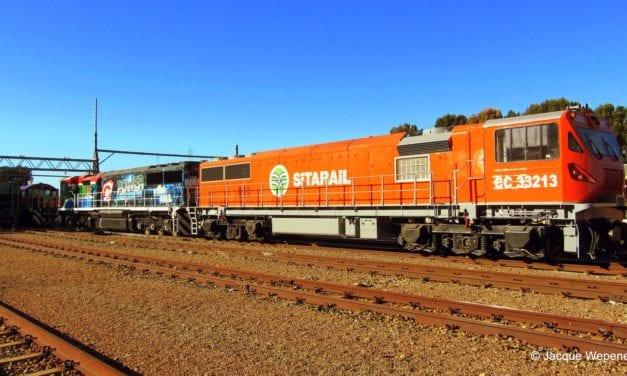 Diesel motive power for Sitarail