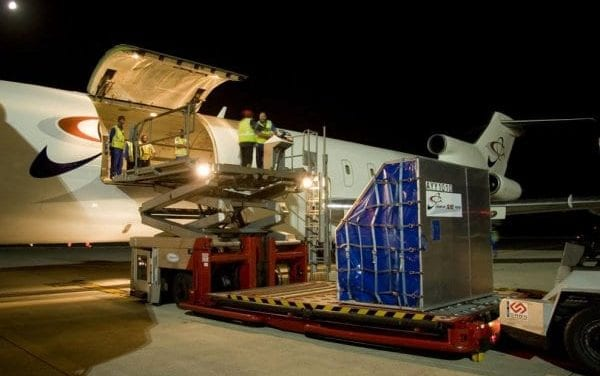 Another slow month for air cargo