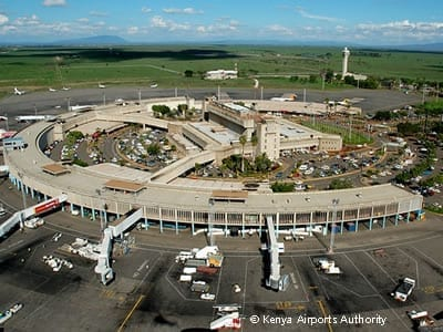 Airports are commercial hubs