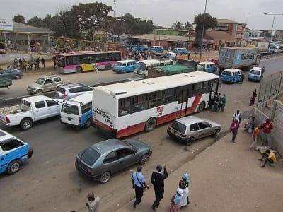 Transport indispensable to Africa