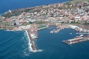 Mossel Bay blends in