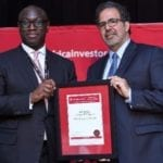 GE Africa scoops coveted African Infrastructure Investment Award for Public Private Partnerships