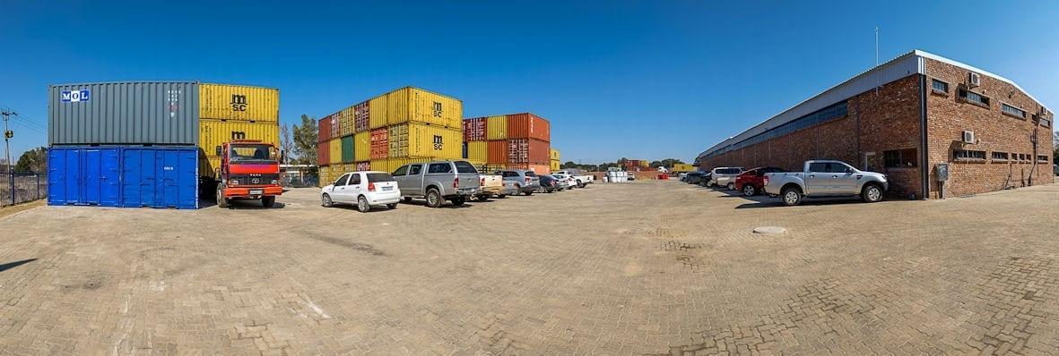 Bloem gets container park
