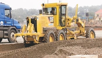 Government takes over road construction projects in Kwara