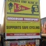 Pedal safe branded trucks