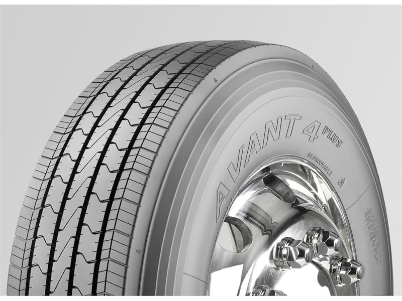 New truck tyres from Sava