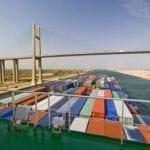 Suez Canal crossed in first test-run