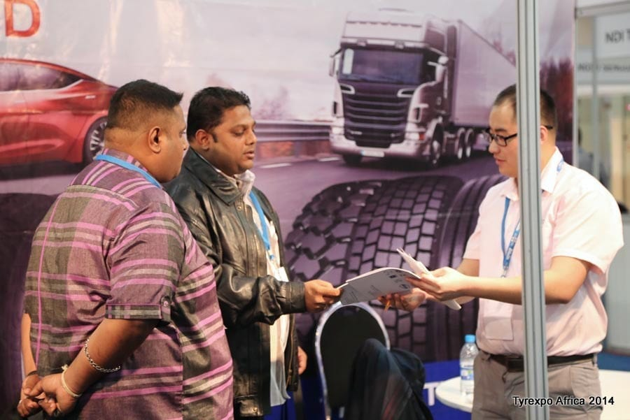 Second lucky draw at Tyrexpo Africa